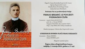 Predstavljanje knjige Franje Brdarića