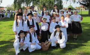 13. Županijska smotra dječjeg folklora u Đelekovcu