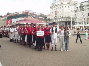 2. dječji međunarodni susreti folklora